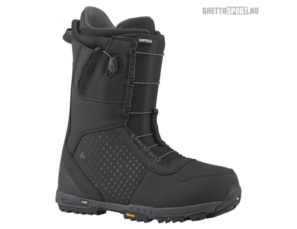 Ботинки Burton 2019 Imperial Black