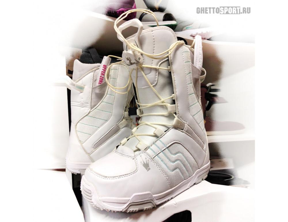 Ботинки Nidecker 2014 White