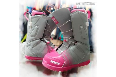 Ботинки Thirty Two 2015 Lashed FT W'S Grey/Pink