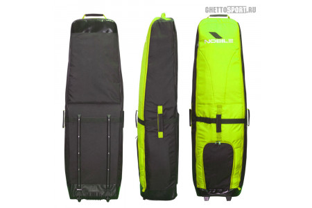Чехол с колесами Nobile 2020 Golf Bag Black/Neon Green