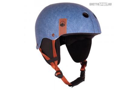 Водный шлем Liquid Force 2021 Flash Blue Denim