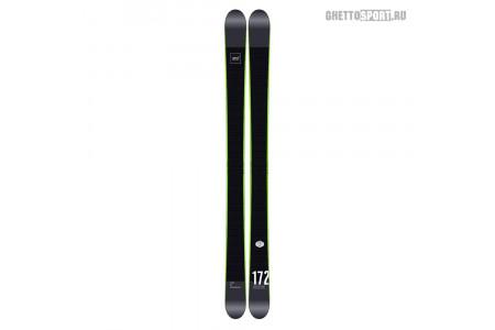 Горные лыжи Amplid 2015 Syntax Black/Green 172