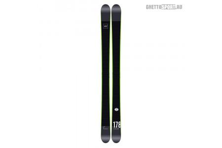 Горные лыжи Amplid 2015 Syntax Black/Green 178