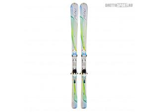 Горные лыжи Volkl 2013 Essenza Allura White/Green 165