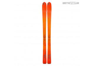 Горные лыжи ZAG 2015 Odin Orange 171