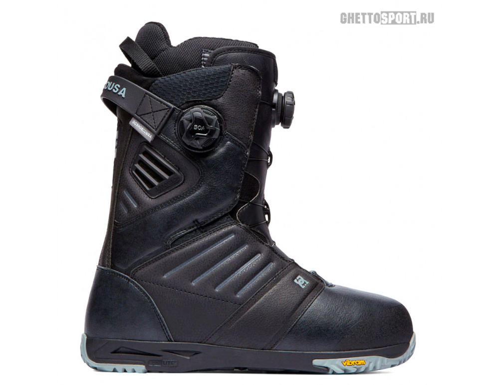 Ботинки DC 2022 Judge M Boax Black