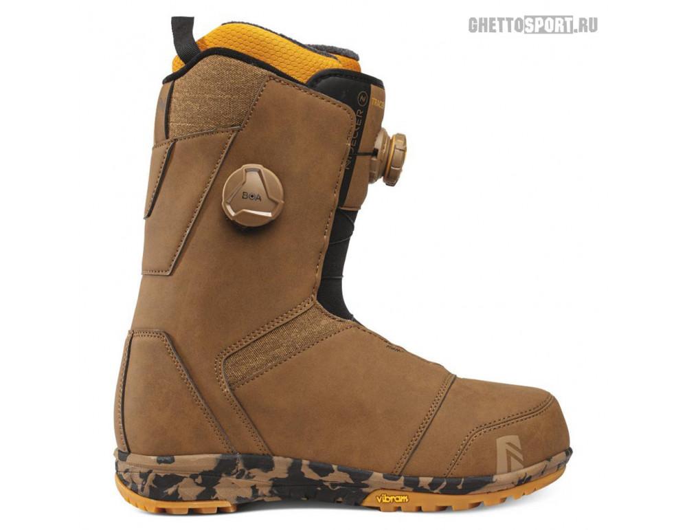 Ботинки Nidecker 2022 Tracer Brown