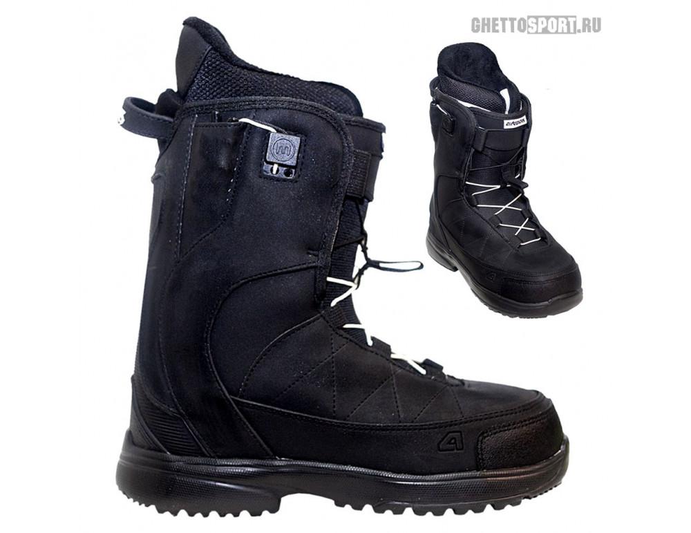 Ботинки AirTracks 2015 Master FT Black