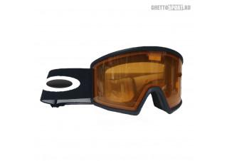 Маска Oakley 2022 Target Line L Matte Black Persimmon OO712002