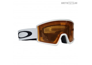 Маска Oakley 2022 Target Line M Matte White Persimmon OO712106