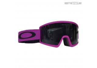 Маска Oakley 2022 Target Line M Ultra Purple Dark Grey OO712112
